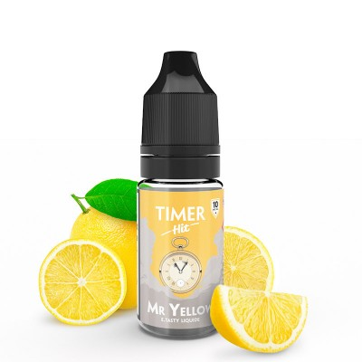 E-liquide Mr Yellow - Timer Hit
