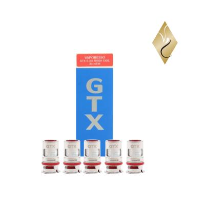 Résistances GTX (5 Pièces) - Vaporesso