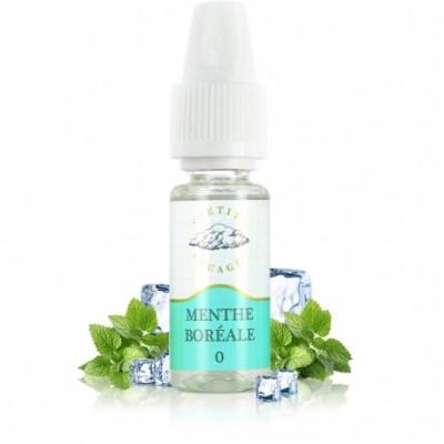 E-liquide - Menthe Boréale - Petit Nuage