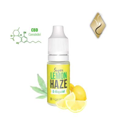 Super Lemon Haze CBD 10ml - Harmony