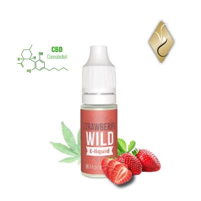 Wild Strawberry CBD 10ml - Harmony