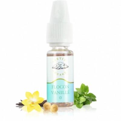 E-liquide - Flocon Vanillé - Petit Nuage
