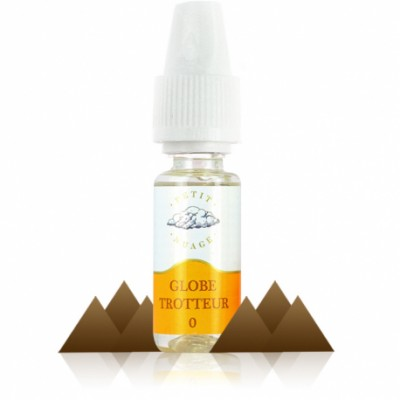 E-liquide - Globe Trotteur - Petit Nuage