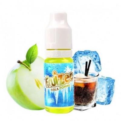 E-liquide Cola Pomme - Fruizee