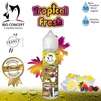 Tropical Fresh 4 50ml 0mg