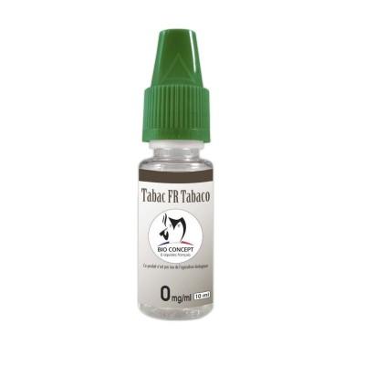 E-liquide FR Tobacco - Bio Concept - 10ml (X3)
