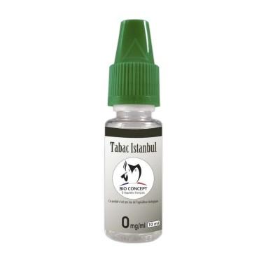 E-liquide Istanbul - Bio Concept - 10ml (X3)