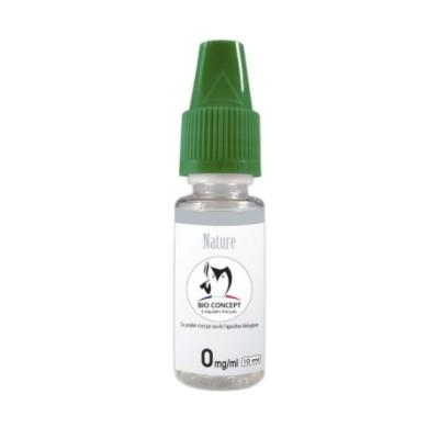 E-liquide Neutral - Bio Concept - 10ml (X3)