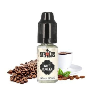E-liquide Cafe Expresso - Cirkus - 10ml