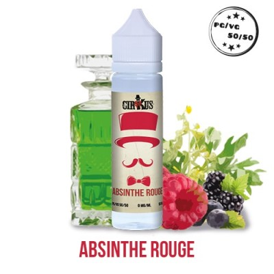 Absinthe Rouge 50ml 0mg-VDLV