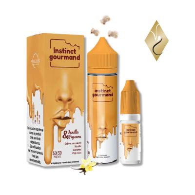Vanilla & Pop corn 50ml - Instinct Gourmand