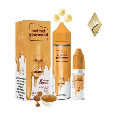 Honey & Milk 50ml - Instinct Gourmand