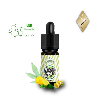 Lemon Haze 10ml - Greeneo